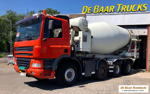 DAF 85 11m3 CONCRETE MIXER bomba de hormigón