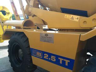 CARMIX 2.5 TT camión hormigonera