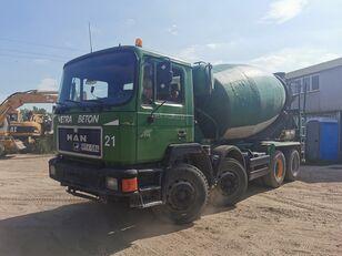 MAN 32.342 camión hormigonera