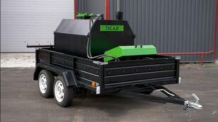TICAB Pulvérisateur de l'émulsion de bitume/Répandeuse BS-1000 distribuidor de asfalto nuevo