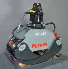 FERRARI Holzgreifer FLG 23 XS + Rotator FR55 F grúa móvil