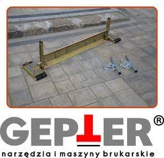 GEPTER LTL250 máquina de colocación de adoquines nueva