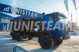 UNISTEAM ППУА на метане серии UNISTEAM-M2UG УРАЛ 4320-16 otra maquinaria de construcción