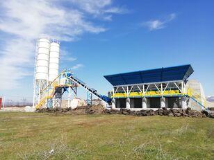 PROMAX Compact Concrete Batching Plant PROMAX C60-SNG LINE(60m³/h) planta de hormigón nueva