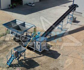 PROMAX Mobile Concrete Batching Plant M35-PLNT (35m³/h) planta de hormigón nueva