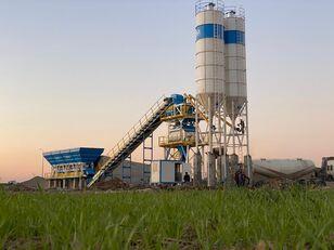 PROMAX Stationary Concrete Batching Plant S130-TWN (130m/h) planta de hormigón nueva