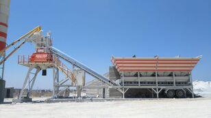 SEMIX Mobile 100 S4 MOBILE CONCRETE BATCHING PLANTS 100-112 m³/h planta de hormigón nueva
