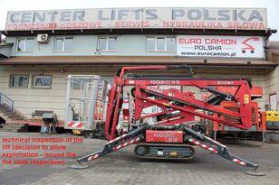HINOWA Goldlift 1470 - 14 m oil&steel octopussy 1412, cte, teupen, omme plataforma articulada