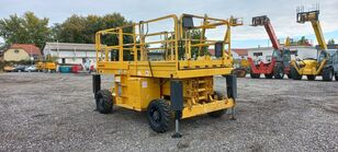 HAULOTTE H12SX - 12m, 4x4, diesel plataforma de tijera