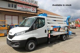 IVECO Daily 35-140 - 28 m Socage 28D plataforma sobre camión nueva