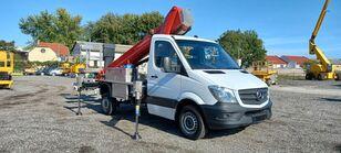 MERCEDES-BENZ Sprinter CTE B-Lift 27 - 27 m - 250 kg plataforma sobre camión