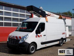 RENAULT Master 125dCi plataforma sobre camión