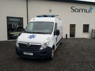 OPEL Movano ambulancia